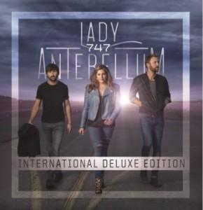 Lady Antebellum´s 747 Deluxe tour Edition släpps den 23:e februari