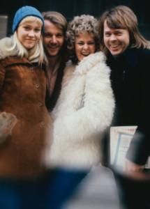 Unik fotoutställning på ABBA THE MUSEUM